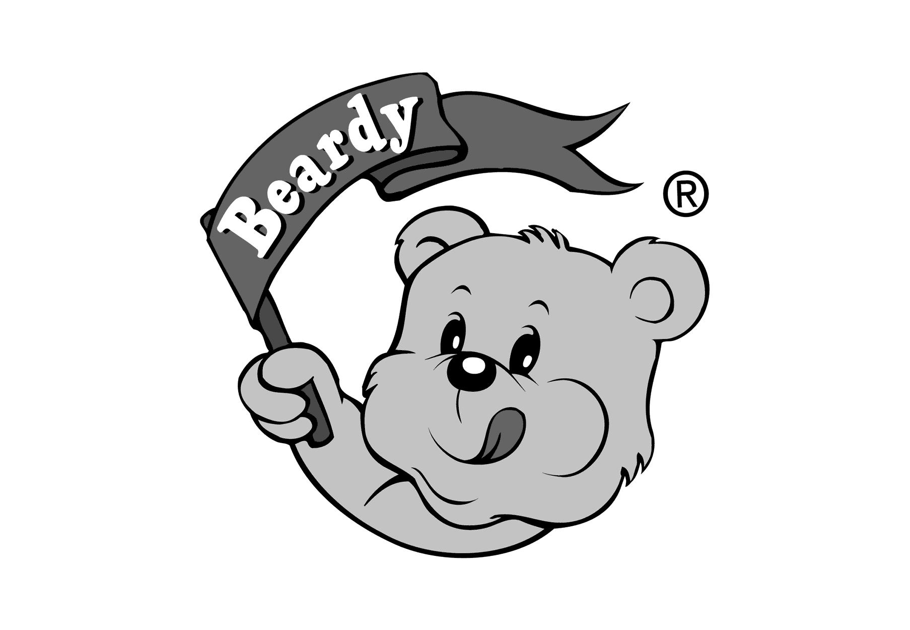 BEARDY-01 BW